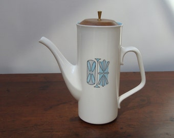Mid Century ,Taylor Smith and Taylor,  Coffee Pot.