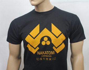 Die Hard inspired Nakatomi Corporation t-shirt