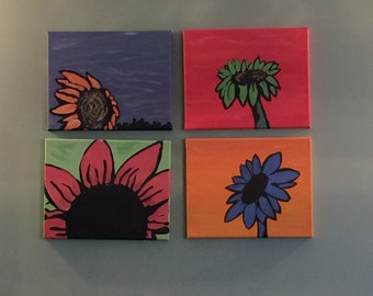 Sunflower 8x10 Collection