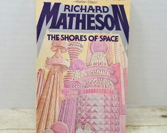 The Shores of Space, 1979, Richard Matheson, vintage sci fi