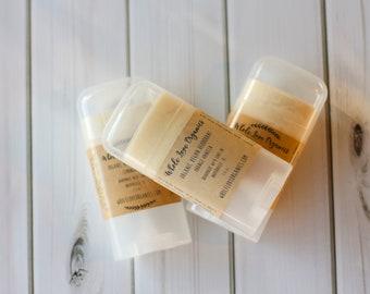 Organic Deodorant - Vegan Deodorant - Aluminum Free - All Natural Deodorant - Non Toxic - Deodorant - Natural Antiperspirant - Essential Oil