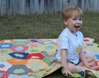 Baby Quilts /  Quilts for Sale / Gender Neutral  Quilts / Custom Quilts / Nursery / Baby Quilt / Crib Bedding / MADE TO ORDER