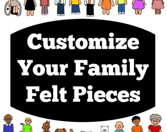 Felt Board Family, flannel board story, felt board story, homeschool, early childhood, imaginative, quiet book, montessori, busy book, play