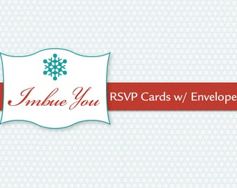 RSVP Card and Envelope - Add On