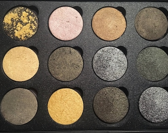 The Badger Palette *Vegan* Eyeshadow
