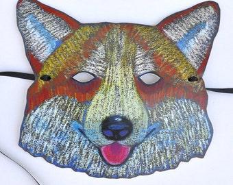 Corgi Dog Mask