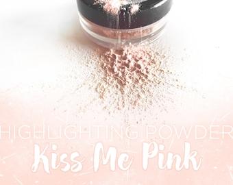 Highlighting Powder - Kiss Me Pink