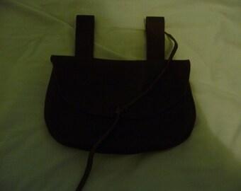 Medieval belt pouch