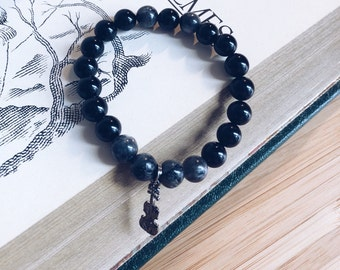 May LIMITED: I am Sherlocked - Mala Bracelet