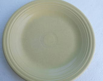 New Fiesta Yellow Side Salad Plate by Homer Laughlin Beautiful