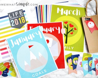 Creative Journal Pages for KIDS