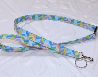 Breakaway Safety Lanyard - Badge Holder - Key Lanyard - Teachers Gifts - Cute Key Chain - Lanyard With Id Holder - Id Holder