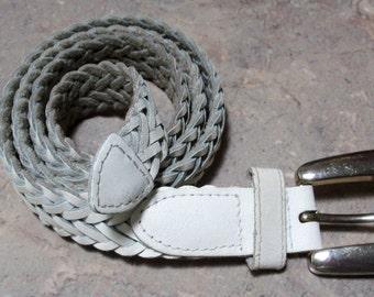 Slipt Gürtel-Vintage Chic Marke Gürtel-Vintage Gürtel-Western Gürtel-kleine Gürtel-Ledergürtel für Women-Girl Belt-Braided Gürtel geflochten Leder Gürtel