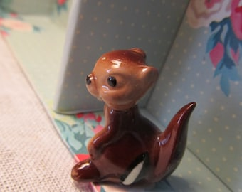 Vintage Hagen Renaker Chip Monk, 1960's Collectible Tiny Animal, Small  Woodland Animal, Knick-knack, Art & Collectibles, Tiny Figurine