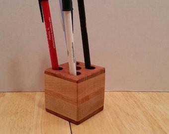 Pencil or pen holder