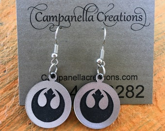Rebel Star Wars Earrings and More