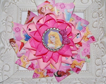 Sleeping Beauty Bow