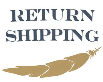Return Shipping for a Complimentary Resizing or Refinishing