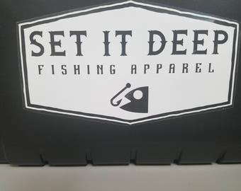 Set It Deep sticker
