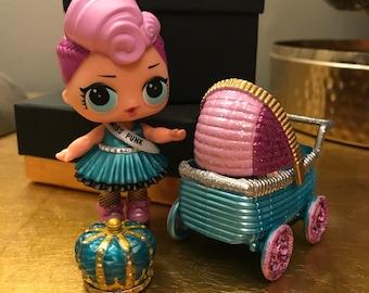 LOL Surprise Doll stroller