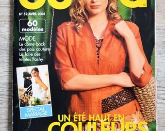 Magazine April 2004 Burda (52)