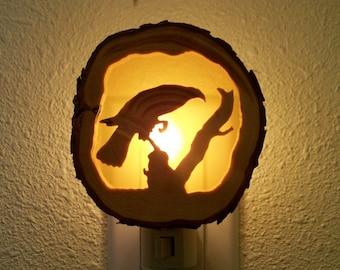 Falcon nightlight