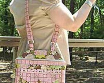 The Hip Hip Hurray Handbag Pattern in PDF