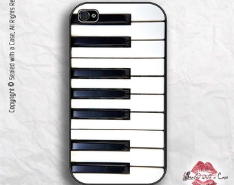 Piano Keys - iPhone 4/4S 5/5S/5C/6/6+ and now iPhone 7 cases!! And Samsung Galaxy S3/S4/S5/S6/S7