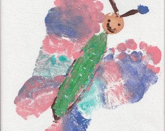 Fluttery Foot