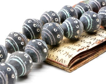 Clay Beads ,flat beads , clay jewelry,  clay Supplies, focal beads, African art ,Jewelry Supplies  ,jewelry making