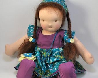 "15"" Waldorf Doll Kristie"