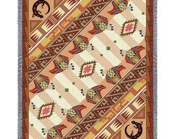 Western Slant Blanket