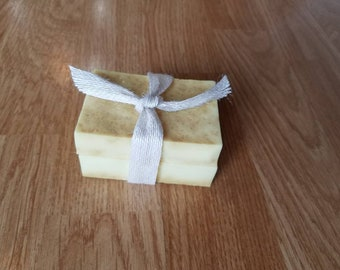 Lemon Zest Goat's Milk Soap