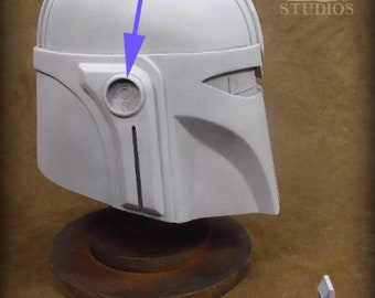 Nighthawk helmet accessory kit.