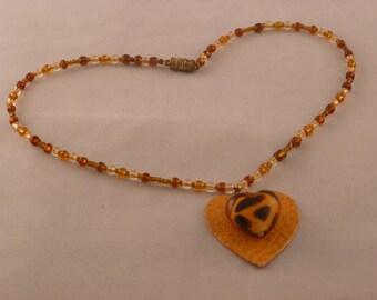 Wild Heart Necklace