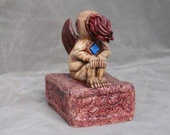 Fleshy Friends Cthulhu statue