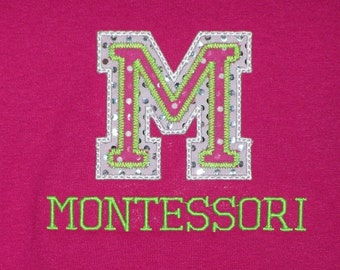 Custom Mascot Shirt Custom School Shirt Teacher Shirt