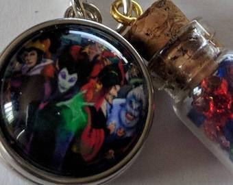 Disney Villians Necklace