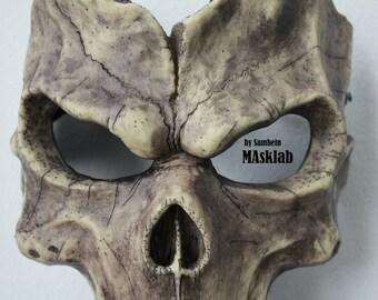 Darksiders Death mask inspired