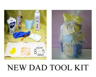 New Dad Tool kit