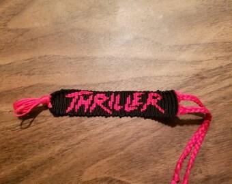 Michael Jackson Thriller bracelet