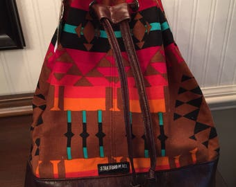 Bonnie cinched bag by Swoon