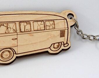 Volkswagen Bus Type 2 Bus, 11 Window Transporter