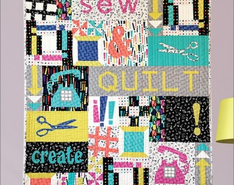 Happy Place by Swirly Girls - Susan Emory - Paper Pattern