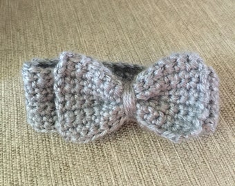 Baby girl headband with big bow