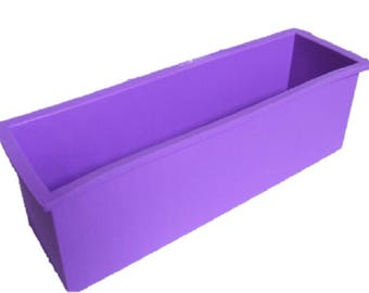 Log Soap Mould - Silicone Replacement