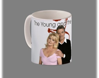 The Young & The Restless Coffee Cup #1093