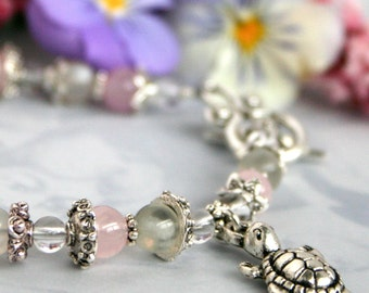 Fertility Bracelet , Victorian Bracelet comes with Fertility Blessing