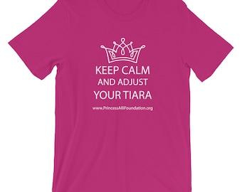 Princess Alli Foundation Fundraiser T-Shirt