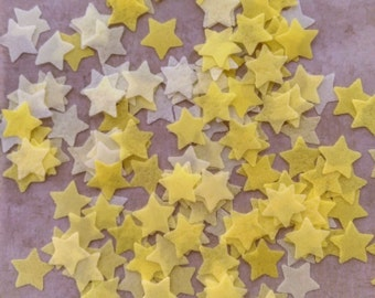 Star Edible Confetti, Cupcake Sprinkles, Cake Decorations, Baking Decoration, Party Supplies, Wafer Paper, Sugar Sheets